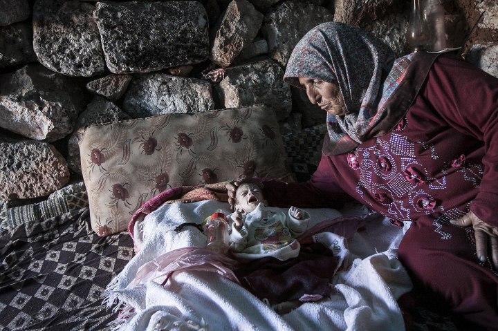 APTOPIX Mideast Syria Ruins Photo Essay