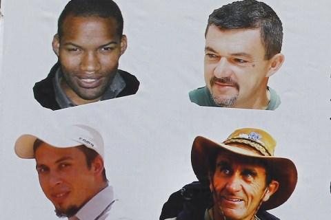 France Hostages