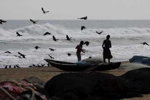 India Cyclone Alert_Wong