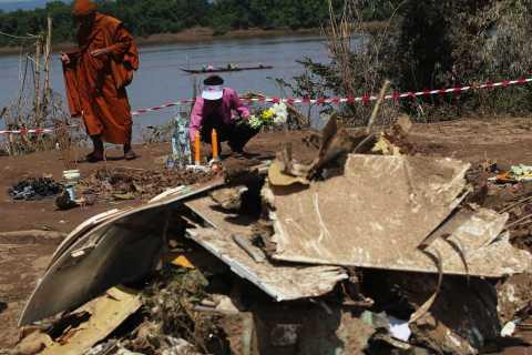 Laos Plane Crash_Wong