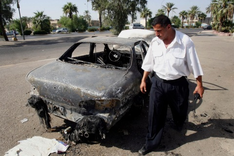 Mideast Iraq Blackwater Prosecution