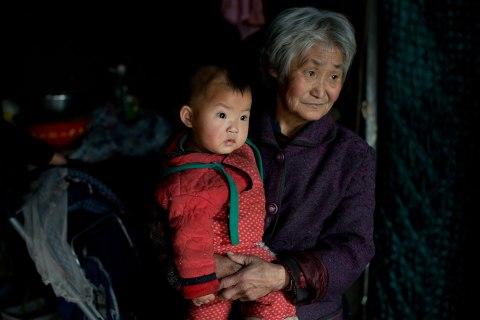 CHINA-POPULATION-SOCIAL