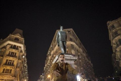 EGYPT-CAIRO-PROTEST