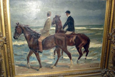 Artworks appropriated by the Nazis