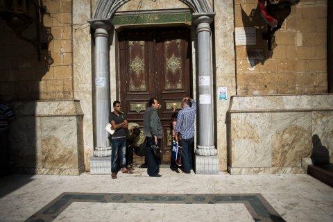 Mideast Egypt Ashoura