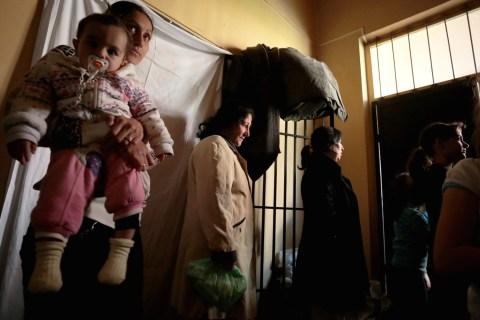 Bulgaria Syria Refugees