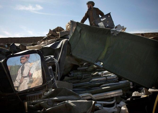 AP10ThingsToSee Afghanistan US Junk