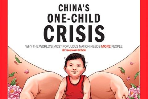 TIME Magazine International Cover, December 2, 2013