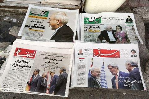 Iran media