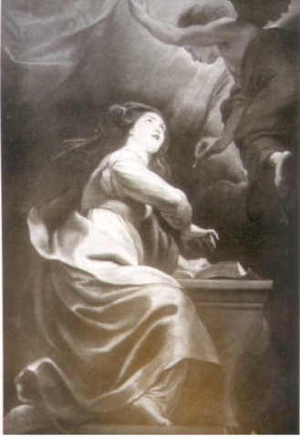 Peter Paul Rubens, The Annunciation