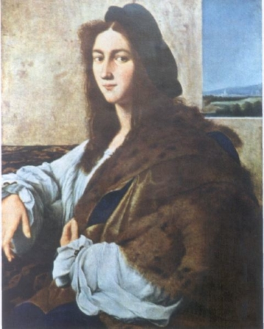 Raphael, Portrait of a Young Man