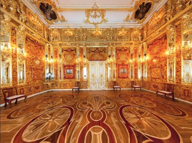 The Amber Room (Reconstruction) iv [1]
