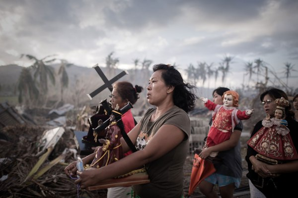 TOP10-WorldNews  (10. Typhoon Haiyan)