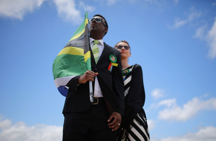 The Funeral Of Former South African President Nelson Mandela Is Held At His Tribal Home