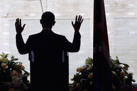 South Africa Mandela Mourning