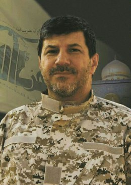 Hassan al-Laqis, described by Hezbollah as one of the founding members of the group.