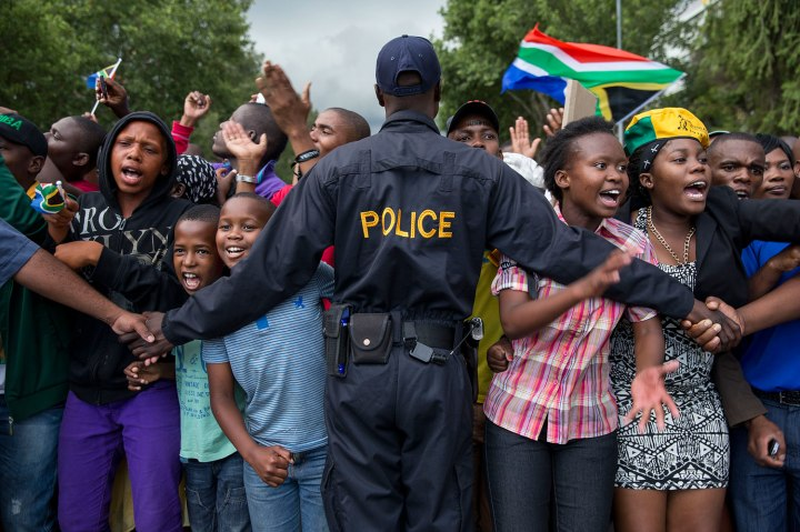 People, Death, Horizontal, South Africa, Waiting, Lying Down, Holding Hands, Bus, Pretoria, Union Buildings, Politics, President, Capital Cities, Nelson Mandela, Human Interest, Former