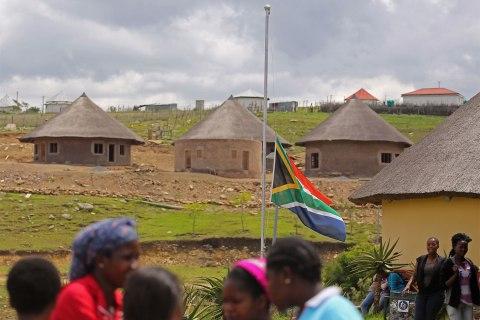 Mvezo, South Africa
