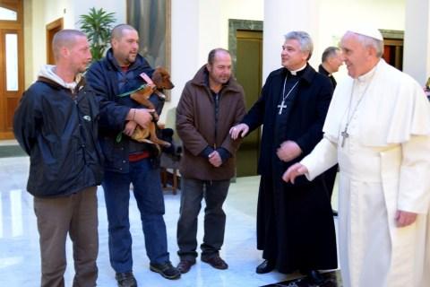 Vatican Pope's Birthday
