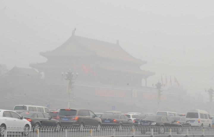CHINA-BEIJING-SMOG (CN)