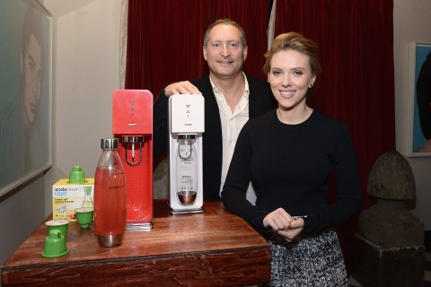 FILE: Scarlett Johansson Steps Down As Oxfam Ambassador After SodaStream Controversy