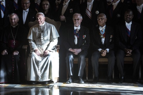 Pope Francis Gives State Of The World Address