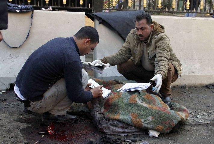 EGYPT-CONFLICT-BLAST