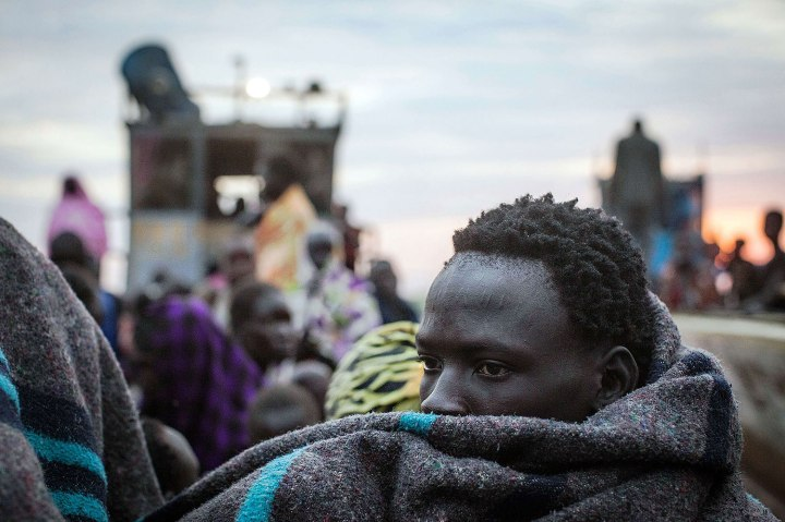 SSUDAN-UNREST-REFUGEES