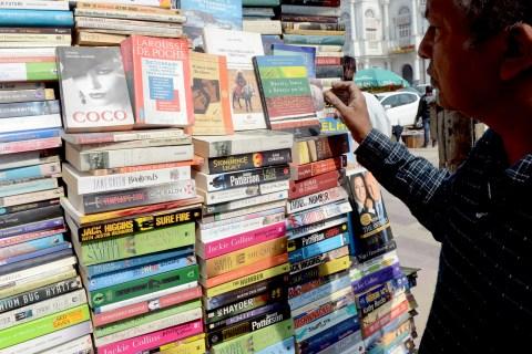 INDIA-FRANCE-CULTURE-LITERATURE