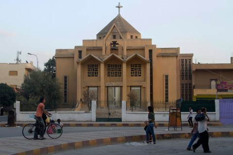 Raqqa Church