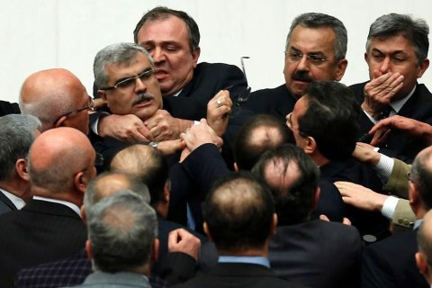 Turkey Corruption Probe