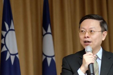 TAIWAN-CHINA-POLITICS-WANG