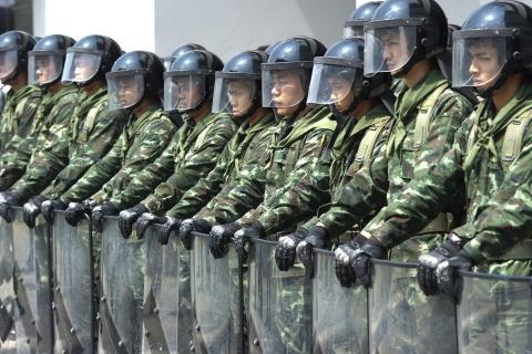 THAILAND-POLITICS-PROTEST-COMMODITIES-RICE