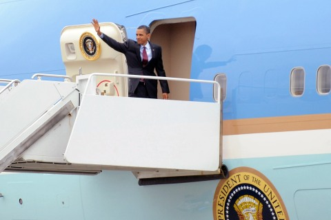 Obama Discusses Jobs And The Economy In Youngstown, Ohio