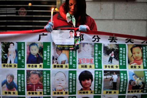China Missing Children