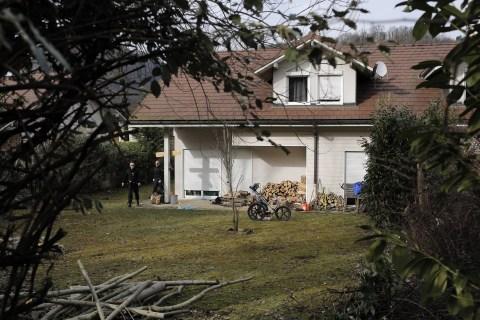 France Alpine Killings