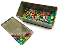 Netherlands Anne Frank's Marbles