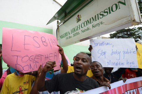 KENYA-NIGERIA-HOMOSEXUALITY-RIGHTS-DEMO