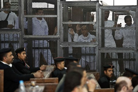 EGYPT-POLITICS-UNREST-MEDIA-TRIAL-JAZEERA